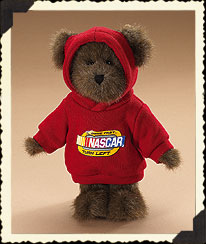 Racing Fan Boyds Bear