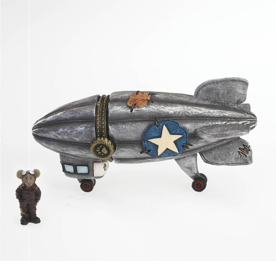 Randy's Flying Zeppelin With Skylar Mcnibble Boyds Bear