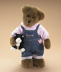 Reagan Emery Boyds Bear