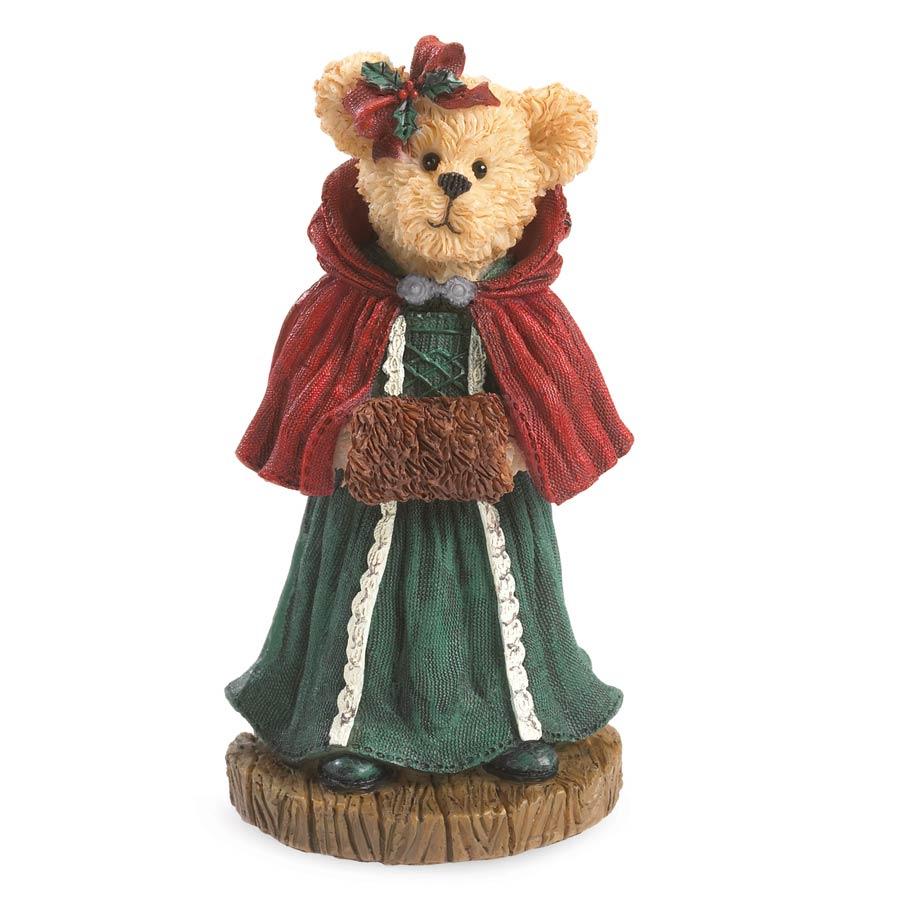 Rebecca...yuletide Spirits Boyds Bear