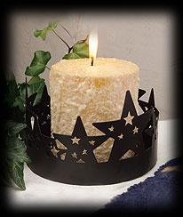 Rings Of Stars Candleholder Boyds Bear