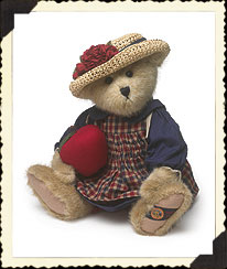 Roma Applesmith Boyds Bear