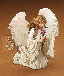 Rosa... Angel Of Remembrance Boyds Bear