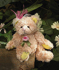 Rose Petal Boyds Bear