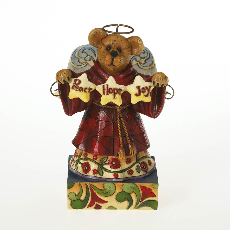 Rosemary Angelbliss... Holiday Wishes Boyds Bear