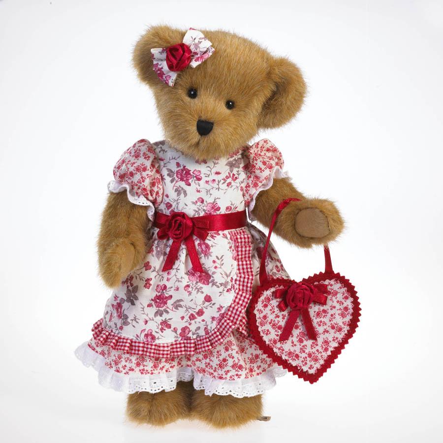 Rosie Luvington Boyds Bear