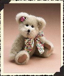 Rosie Pink Posie Boyds Bear