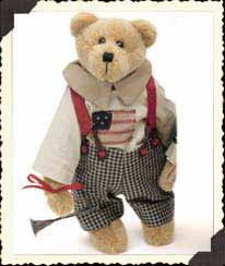 Ross G. Jodibear Boyds Bear