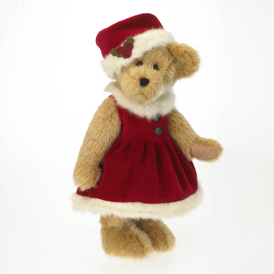 Ruby Merryment Boyds Bear