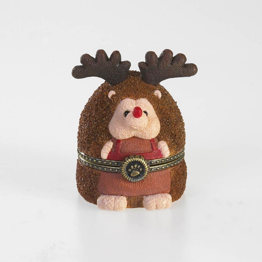 Rudy Hedge 'n Claus Boyds Bear
