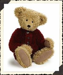 Rupert B. Shutterbear Boyds Bear