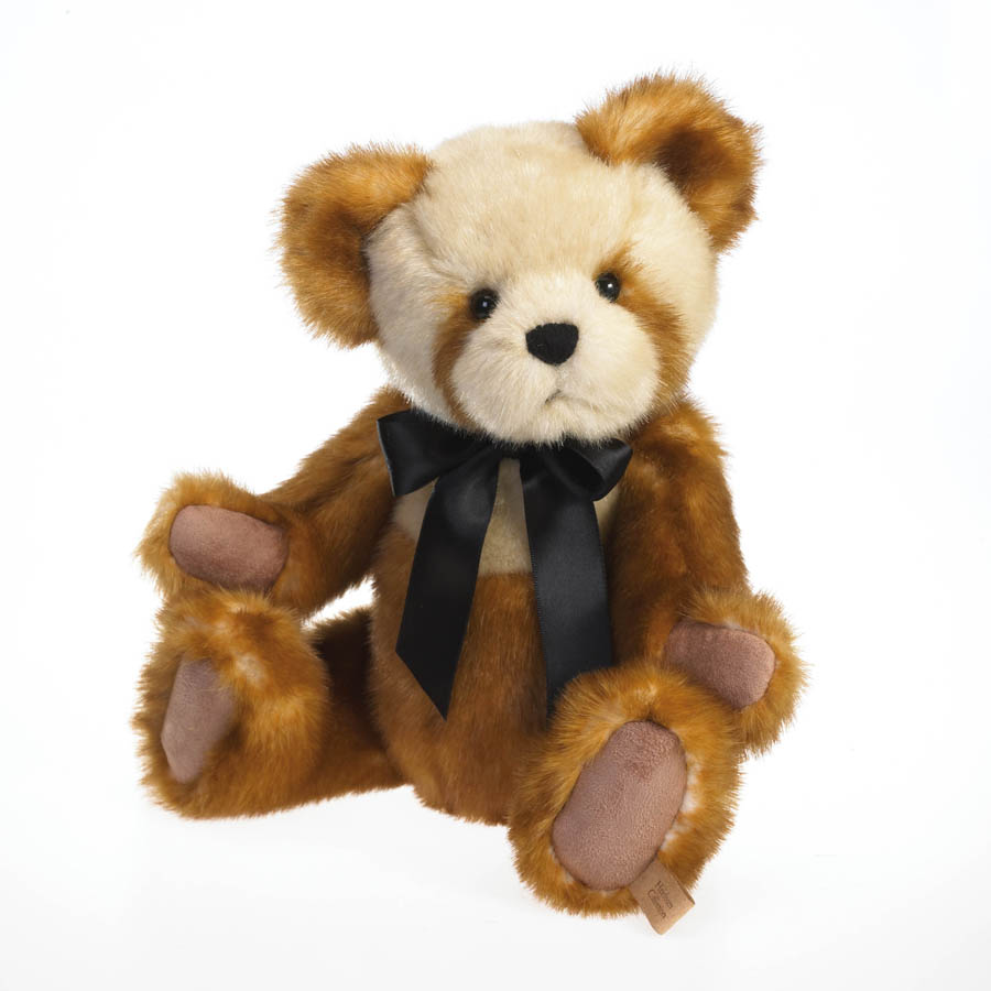 Rusty Bearloom Boyds Bear