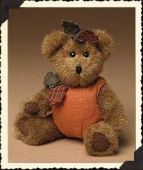 Rusty Mcpunkin Boyds Bear