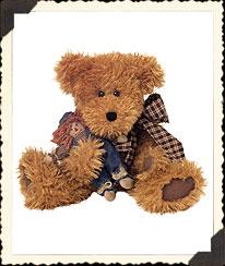 Rusty & Scardycrow Boyds Bear