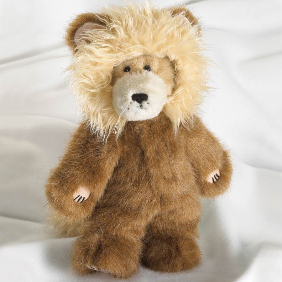 Ryan The Lion Boyds Bear