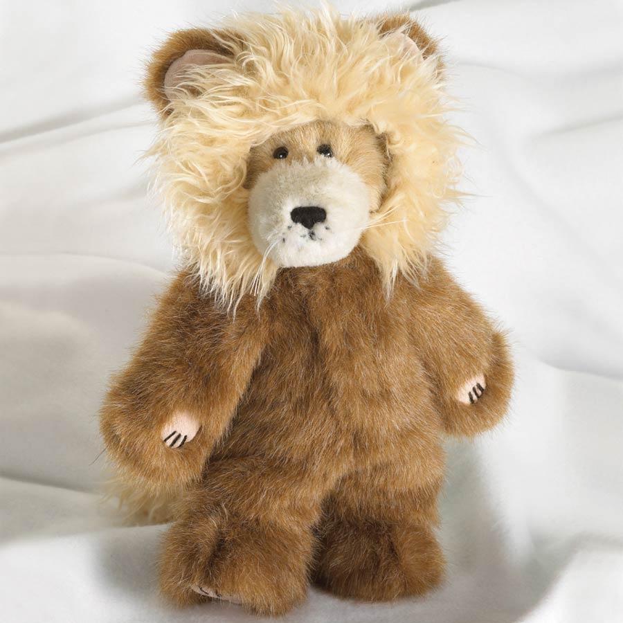 Ryan The Lion Boyds Bear