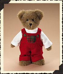 Ryan Woolsey Boyds Bear