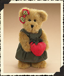 Sadie Q. Strawbeary Boyds Bear