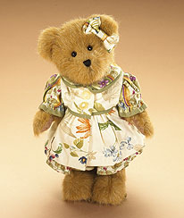 Sage Basketblooms Boyds Bear