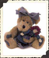 Sally W/annie Boyds Bear
