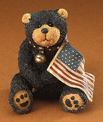 Bubba Bearstones Boyds Bears