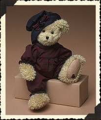 Samantha Boyds Bear