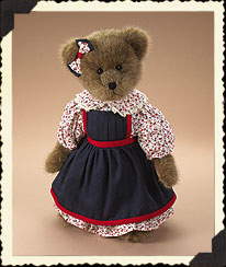 Samantha Sturbridge Boyds Bear