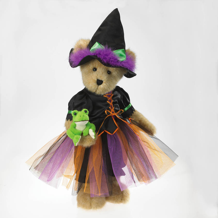 Samantha Witchbeary With Hocus Pocus Boyds Bear