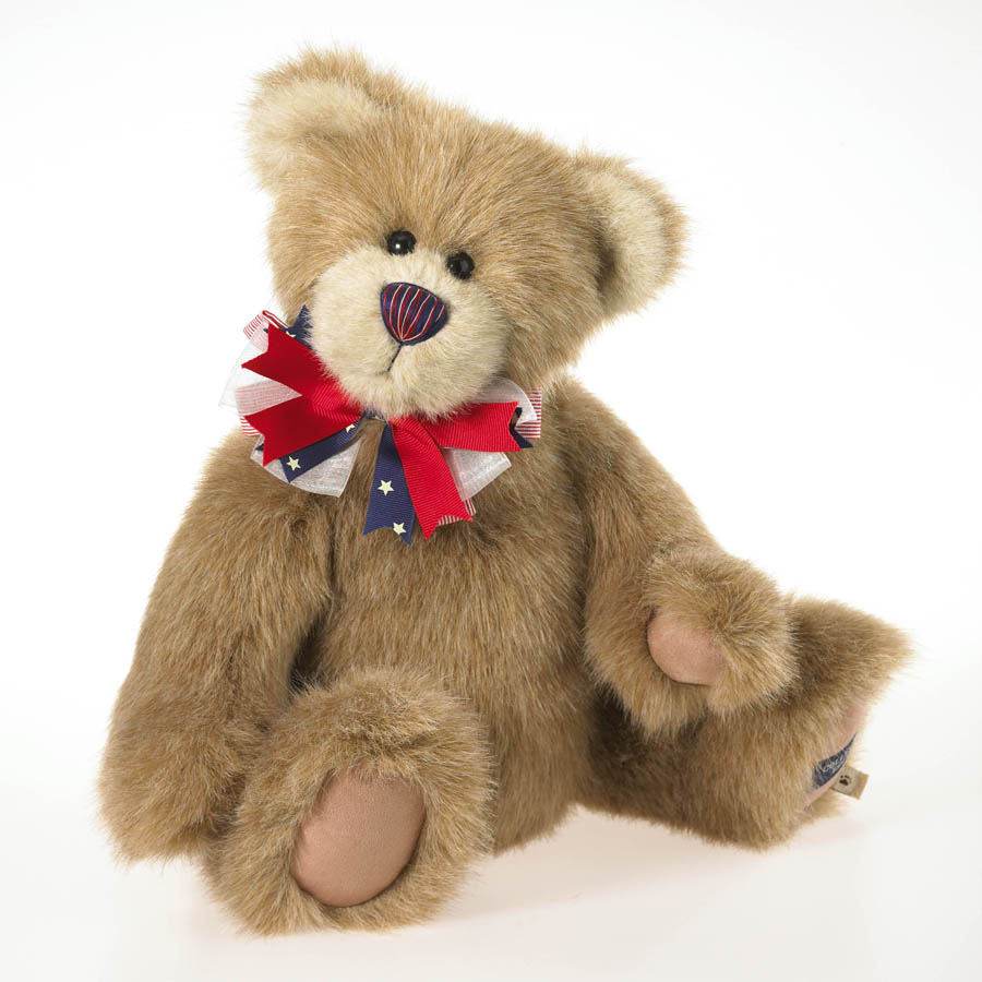 Samuel B. Patriot Boyds Bear