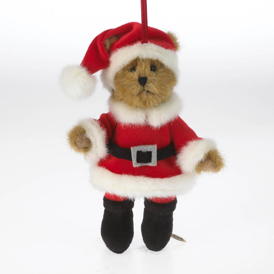 Santa Boyds Bear