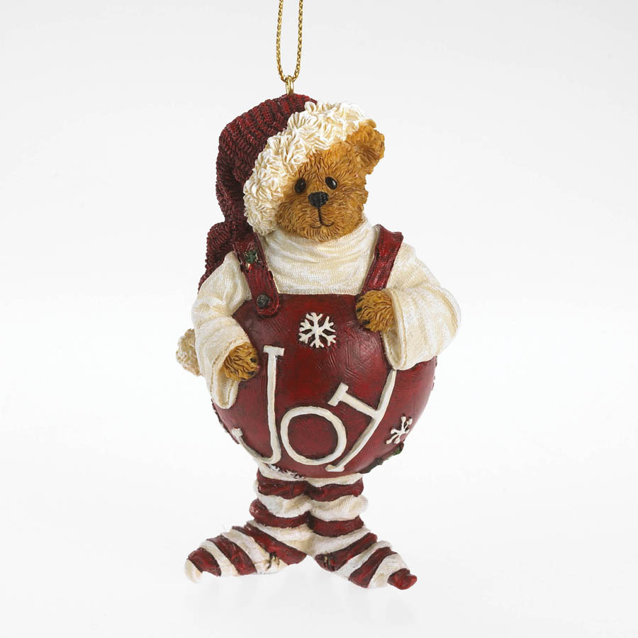 Santa Happypants Boyds Bear