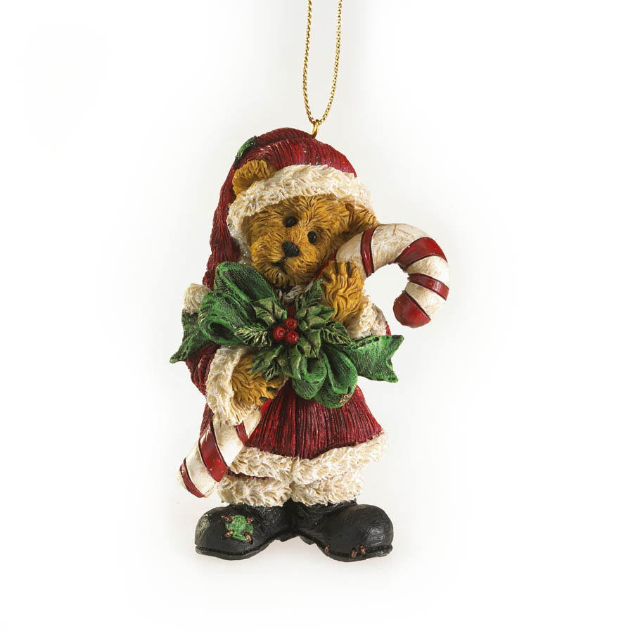 Santa Sweettooth Boyds Bear