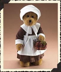 Sarah Harvestbeary Boyds Bear