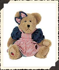Sarah Patchbeary Boyds Bear