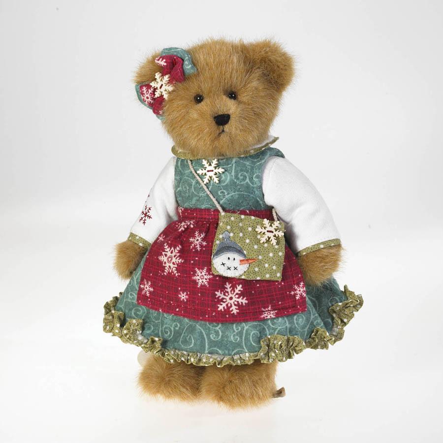 Sasha Snowbert Boyds Bear