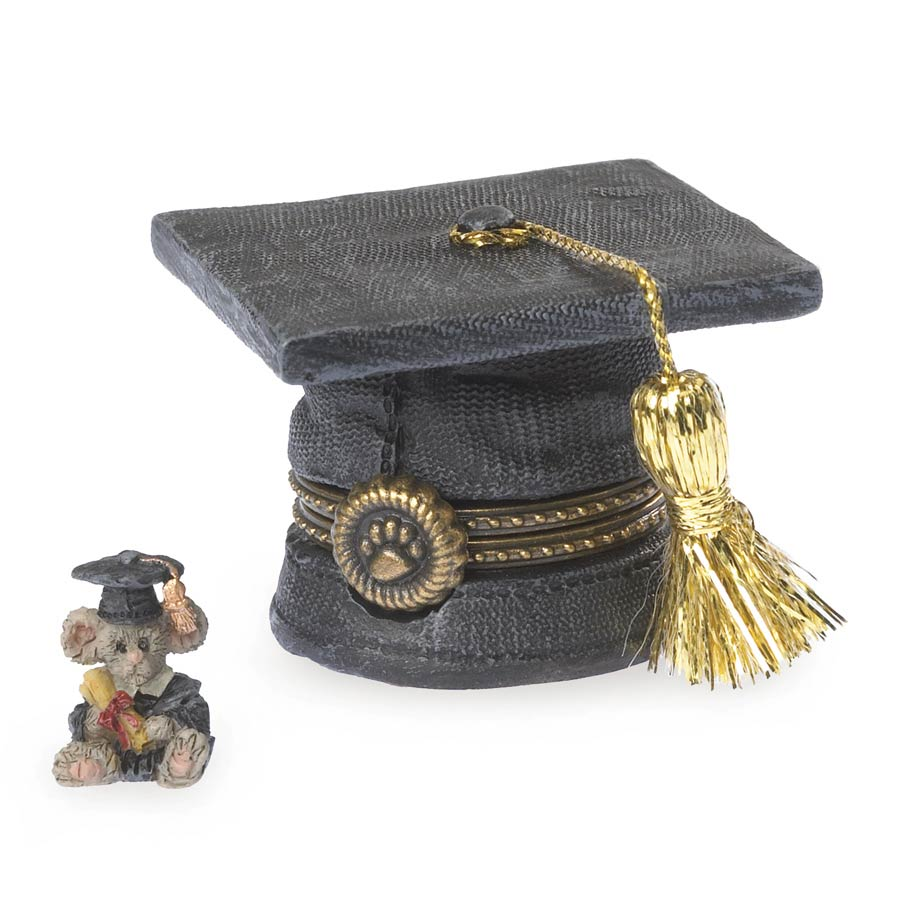 Scholar's Cap With Einstein Mcnibble Boyds Bear