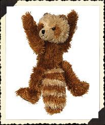 Scrappy Boyds Bear