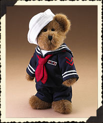 Seaman Bearsley Boyds Bear