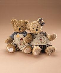 Seth & Sasha Boyds Bear