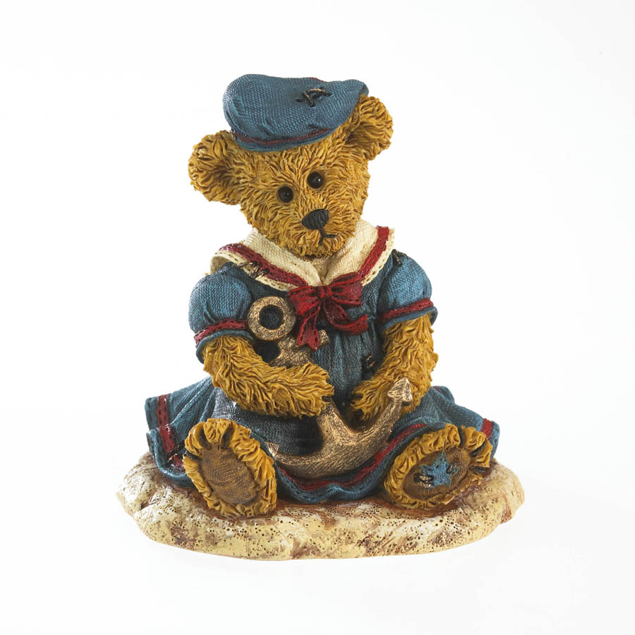 Shelly C. Starboard ... Anchors Away Boyds Bear