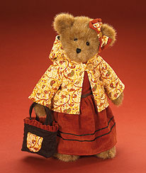 Fashion Families - Autumn Paisley Boyds Bears