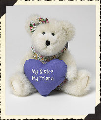 Sissy Bearyfriend Boyds Bear