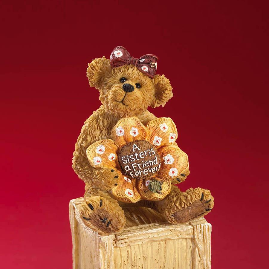 Sissy Flowerbloom Boyds Bear