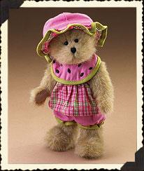 Sissy Sugarmelon Boyds Bear