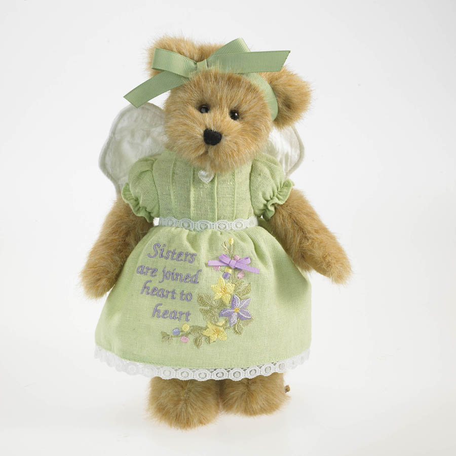 Sisters Angel Boyds Bear
