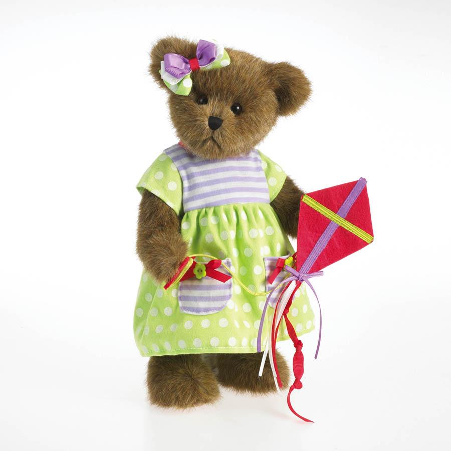 Skylar Breezebeary Boyds Bear