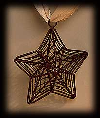 Small Christmas Star Boyds Bear