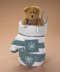 Snowflakes Fallin' Mitten & Bear Boyds Bear