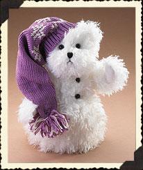 Snowy Crystalfrost Boyds Bear