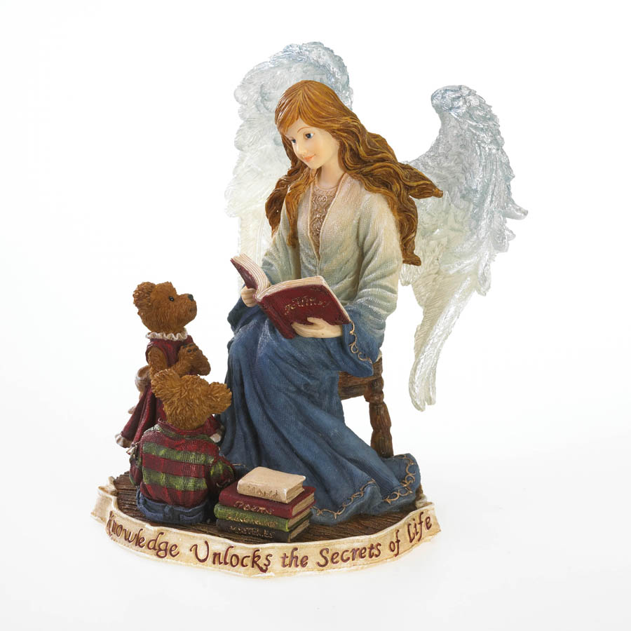 Sophia...  Guardian Angel Of Knowledge Boyds Bear